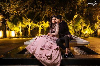 Rashi & Abhishek   J W Marriott Sahar