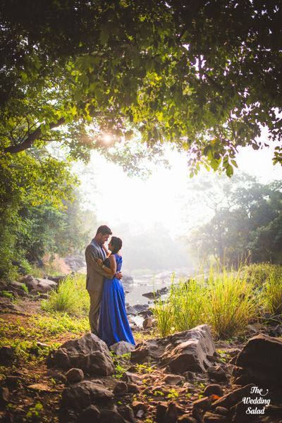 Paridhi & Jayen: Mumbai Pre-wedding