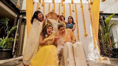Supriya and Kunal Wedding