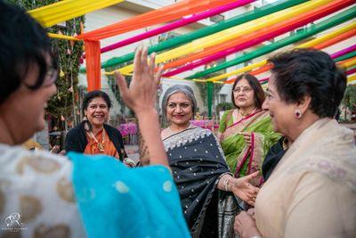 Deeksha & Kartikeya Sangeet :)