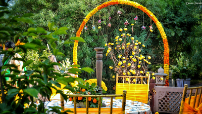 Destination wedding- The Bagh