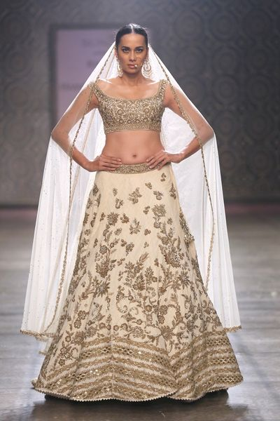 India Couture Week Bridals - Hiraeth