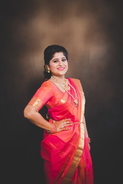 Namratha's Engagement