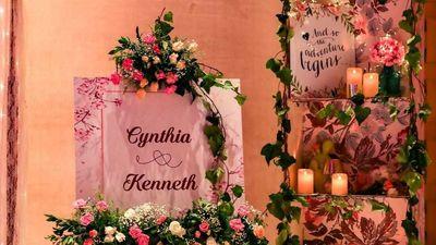 Cynthia + Kenneth