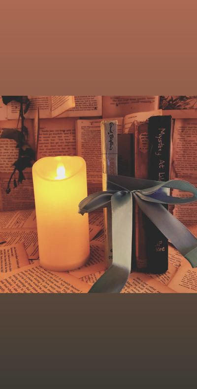A Bookworm's Dream