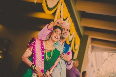 Sourabh & Shalaka
