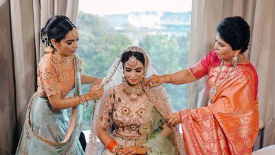 Rishab and Anu - Wedding Shoot