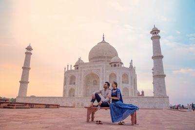 Album in City Agra