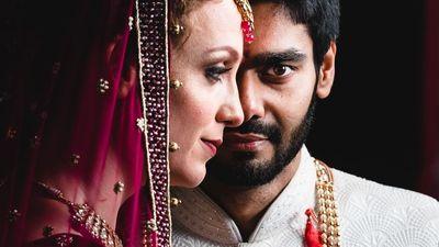 Suyog & Svenja - Indian German Wedding