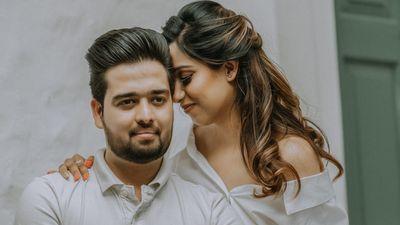 Shonali & Abhishek
