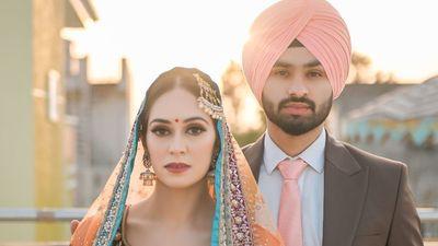 Sonia and Dosanjh - Engagement Shoot