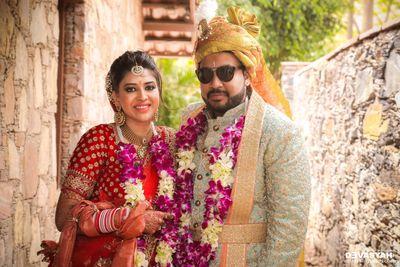 Aditya & Anisha