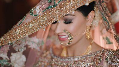 Sonia - Bride Shoot - Safarsaga Films