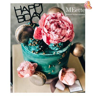 Sugar Flower Cakes