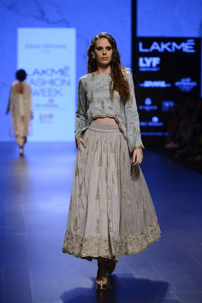Lakme Fashion Week – Winter Festive 2016