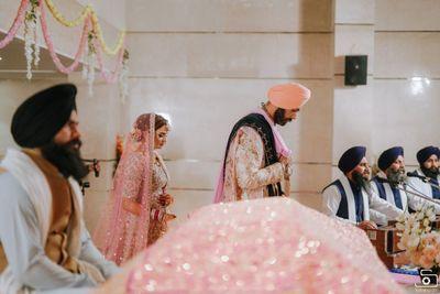 Chasham and Angad - Wedding Shoot - Safarsaga Films