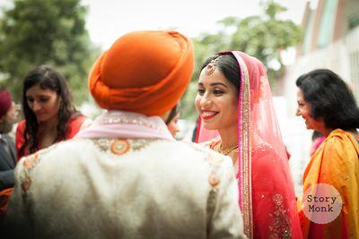 Gurudwara Wedding