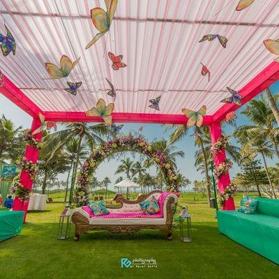 Avi & Ekta Wedding Goa