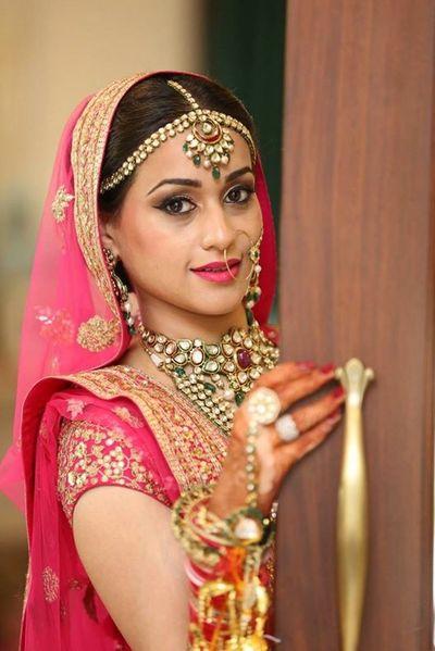 Bride Simran