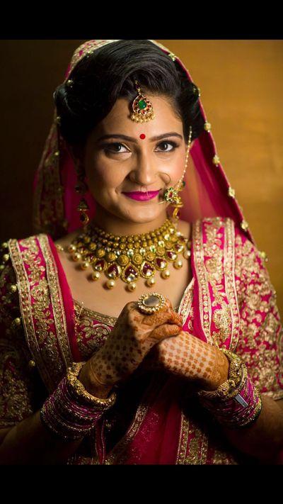 Bride Surabhi