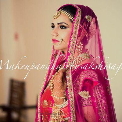 Bride Vasundhara