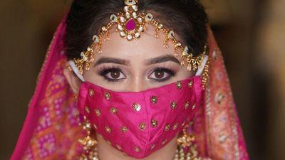 Ayushi & Sarthak Lockdown Wedding
