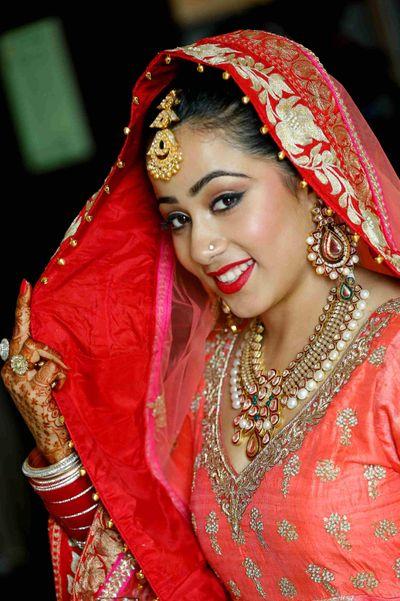 Bride Tajmeet