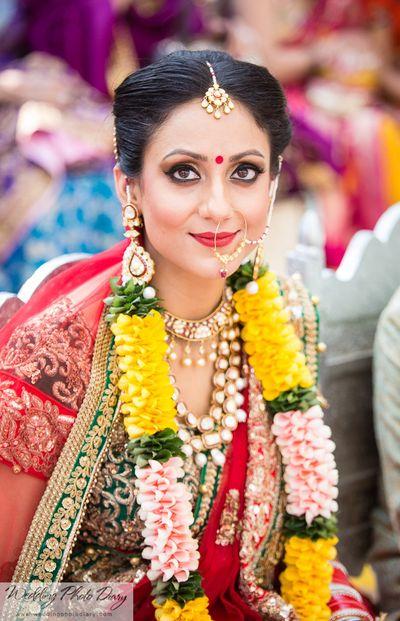 Neha - Bridal and Cocktail makeup by Shruti Sharma