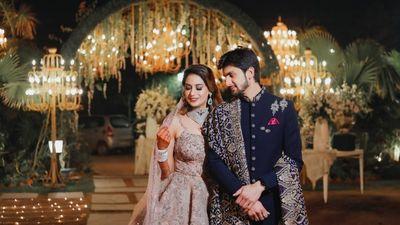 Heena and Sahil - Ring Ceremony - Safarsaga Films