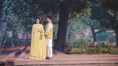 Aastha & abishek  Prewedding