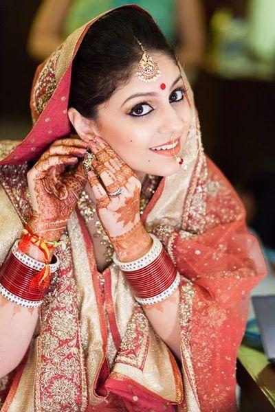 Swati - Bridal Makeup by Shruti Sharma