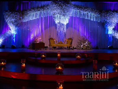 Elegant set designs