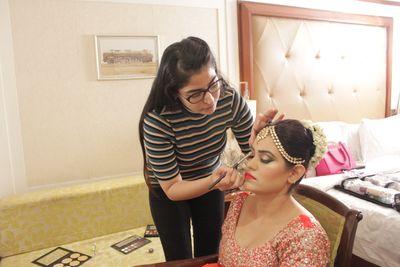 Bride Sanchita