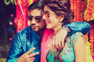 Shagun and Rakshay