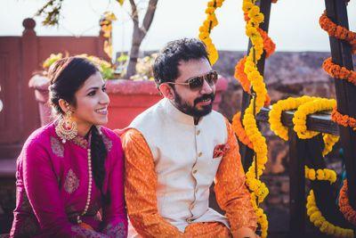 Chandini & Kanishk