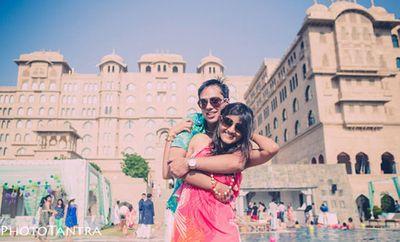 Karan & Isha