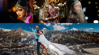 Hashtag Weddings by Pradeep Hooda