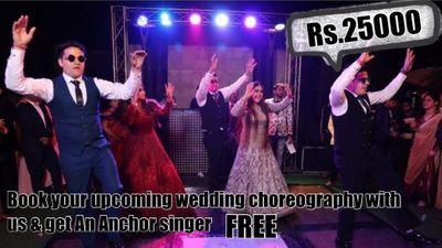 Sangeet Choreographers, Inidan Wedding Dances Choreography