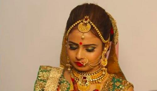 Real Style Hair Beauty Salon Price Reviews Bridal Makeup In Nadiad