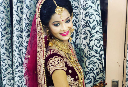 I Style Ladies Beauty Parlour Price Reviews Bridal Makeup In Jabalpur