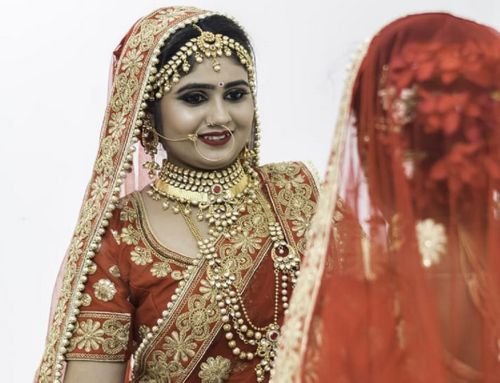 Blush Women S Beauty Salon Price Reviews Bridal Makeup In Indore