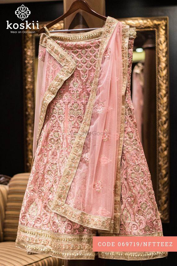 Portfolio Of Koskii Bridal Wear In Bangalore Wedmegood