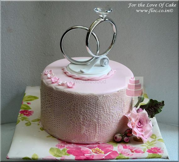 Light Pink Cakes Photo