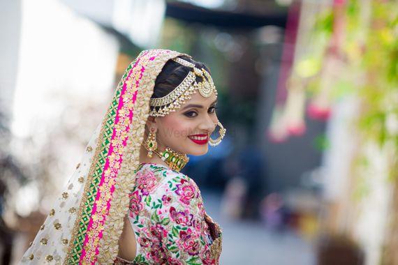 Photo of Happy bride shot