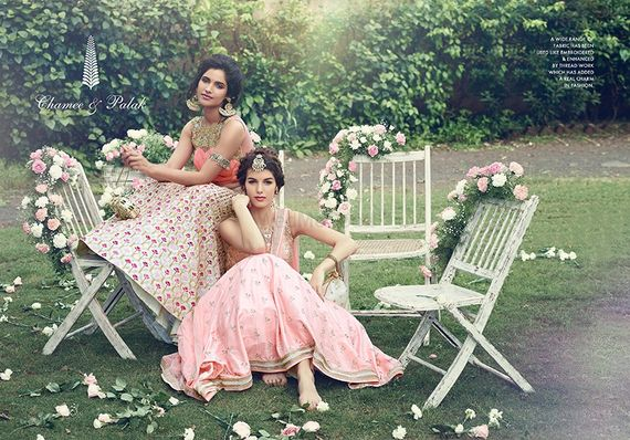 Photo of Summer brunch lehenga for engagement