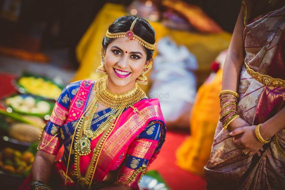 Photo of South Indian Wedding Jewellery