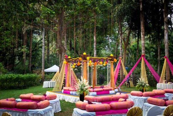 Photo of Open Area Sangeet
