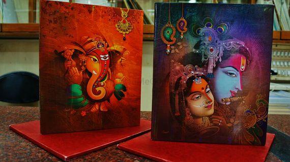 Photo of radha krishan invite