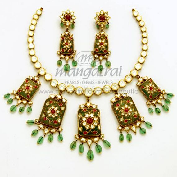 Portfolio Of Mangatrai Jewellers Wedding Jewellery In