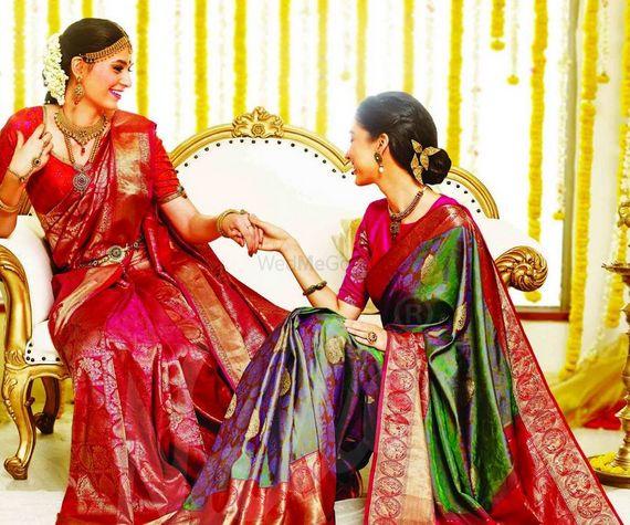 Photo of kanjivaram saree